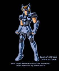 Cerberus Dante by Geminisaga06