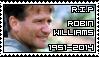 Rest In Peace Robin Williams (1951-2014) by AlexHaruko