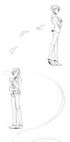 Lineart Commission - Runawynd by Chikuto
