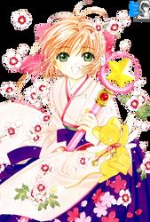 Render Sakura Kinomoto by ZttaR