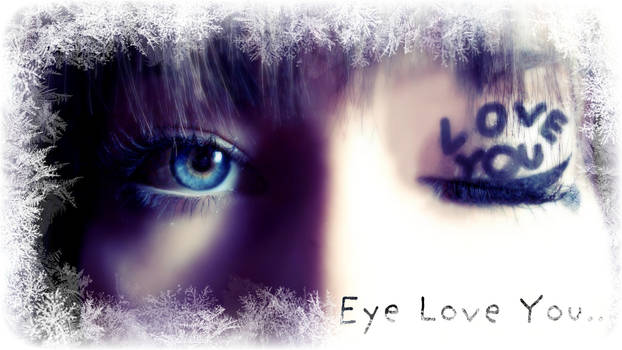 Eye Love You by victizzle-mofo