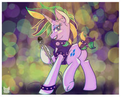 Rock Your Heart Out by CCKittyCreative