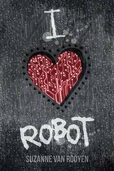I Heart Robot book cover by LadyXaniver