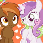 ButtonBelle Icon For Applesjacks by Princessmarceline2