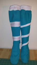 Vanellope Von Schweetz over the knee socks by pandari