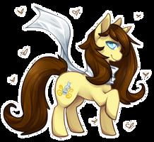 Pony Commish : ParfaitPichu by Mousu