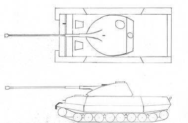 Sdkfz 209 PzKpfw VII Liger by AstraphUriel