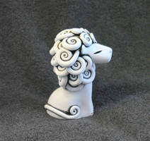 Creamy Lion by vavaleff
