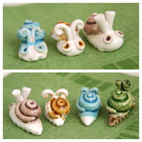funny snails by vavaleff