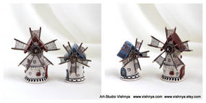 Fairy Mills by vavaleff