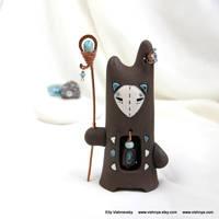 Totem spirit - Warrior by vavaleff