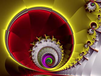 Easter Spiral by maya49m