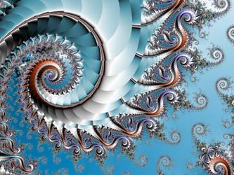 Ice Spiral by maya49m