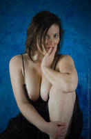 Black And Blue 1 by pinkrose1975