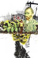 Paintin with van Gogh by HardcorePoser