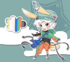 [CLOSED] -bunni delivery- feat.Lite-kun by mayoujii