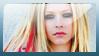 Avril Lavigne Stamp by MajinPat