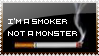 Smoker Stamp by MajinPat