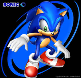 Sonic by OSirois