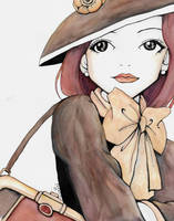 Hachiko by zak-id