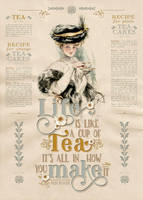 Life is like a cup of tea by Whimsical-Adventure