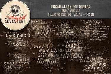 Edgar Allan Poe Quotes by Whimsical-Adventure