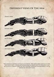 Shadow Details Arms by DarkDragon247