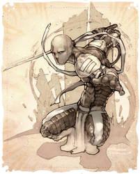 Shadow Commission Done By Amdhuscias by DarkDragon247