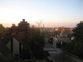 Good Morning College Hill by Gouacheman