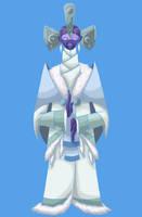 Kuruk the High Priest by Gouacheman