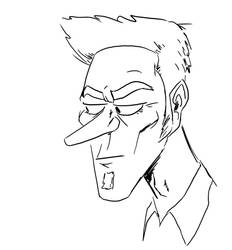 Quick Sketch 02 by Gouacheman