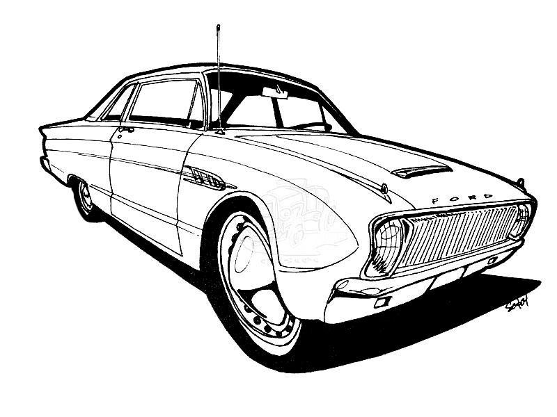 1964 Falcon Fuse Box
