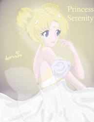 Princess Serenity by Ivernia