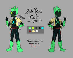 [WWCP] Zola!Dema REF by AriestaChong9