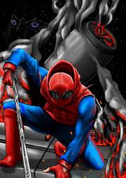 Spider-man Homecoming by YahyaDiatmiak