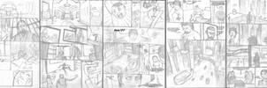 Storyboard FAKE by NyZen
