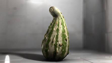 Le Gourd by p-o-q