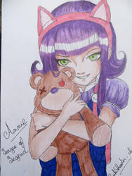 Annie League of Legend by PinkShooter-chan