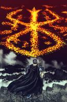 Berserk Manga by Allanravel