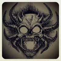 Skull by haukwan6
