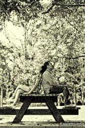 Lean on me by aviebunny