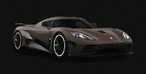 Koenigsegg concept by ivul