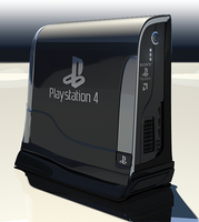 Playstation 4 concept by ivul