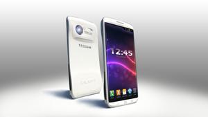 Samsung Galaxy S4 by ivul