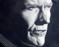 Clint Eastwood by dreerose