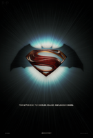 Batman V Superman: Dawn Of Justice - Poster by P2Pproductions
