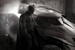 Batman V Superman: Dawn Of Justice - Batfleck by P2Pproductions