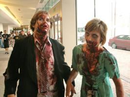 Zombies at Otakon 2010 by morgoththeone