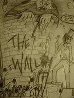 Pink FLoyd:the wall:the trial by morgoththeone