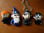 Potter puppet pals polymer by morgoththeone